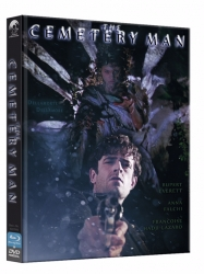 Cemetary Man/Dellamorte Dellamore - 2D+3D BD + DVD - Limited MediabookEdition 333