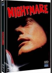 NIGHTMARE - Cover A - (Blu-Ray+DVD) (2Discs) - Mediabook - Limited 666 Edition