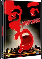NIGHTMARE - Cover C - (Blu-Ray+DVD) (2Discs) - Mediabook - Limited 333 Edition