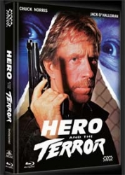 HERO (Blu-Ray+DVD) - Cover C - Mediabook - Uncut - Limited 333 Edition