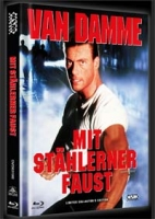MIT STÄHLERNER FAUST (Blu-Ray+DVD) (2Discs) - Cover B -...