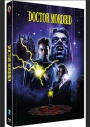 DOCTOR MORDRID (Blu-Ray+DVD) (2Discs) - Cover C - Limited 444 Edition - Mediabook - Uncut
