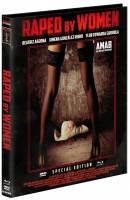 RAPED BY WOMEN (Blu-Ray+DVD) (2Discs) - Cover B - Mediabook