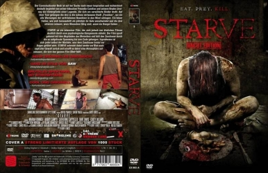 STARVE - Cover A - Mediabook - Limited 1000 Edition - Uncut