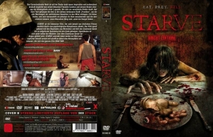 STARVE - Cover B - Mediabook - Limited 500 Edition - Uncut