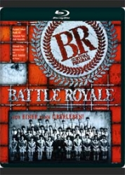 BATTLE ROYALE 1 (Blu-Ray) - Extended Cut & Kinofassung - Uncut