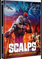 SCALPS (Blu-Ray+DVD) (2Discs) - Cover A - Mediabook -...