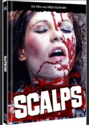 SCALPS (Blu-Ray+DVD) (2Discs) - Cover B - Mediabook - Limited 333 Edition