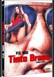 P.O. BOX - TINTO BRASS (Blu-Ray+DVD) (2Discs) - Cover A - Mediabook - Limited 333 Edition