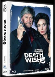 Death Wish 5 - The Face of Death - Limited Collectors Edition Mediabook (Cover B) - limitiert auf 777 Stück