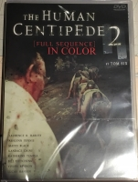 Human Centipede 2 - DVD - Hc2 (full sequence)