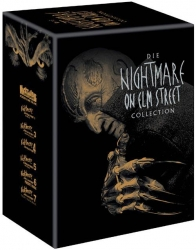 BOX Nightmare on Elm Street 1-7 7DVDs UNCUT