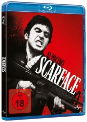 Scarface - ung. Version - Blu-Ray