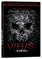 V/H/S: Viral - 2-Disc Limited Collectors Edition...